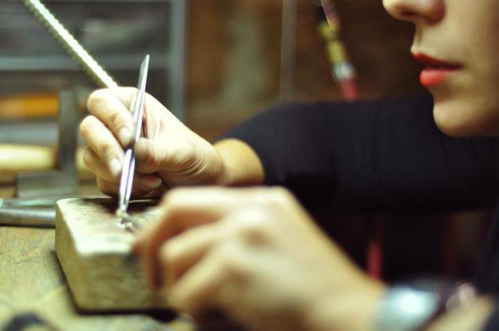 Les interviews de créateurs #2 : rencontre avec Pulp Jewels créatrice debijoux