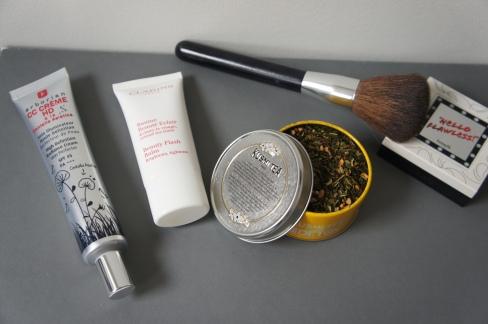 rituel maquillage