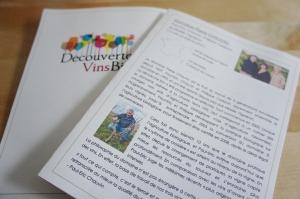 decouverte vin bio
