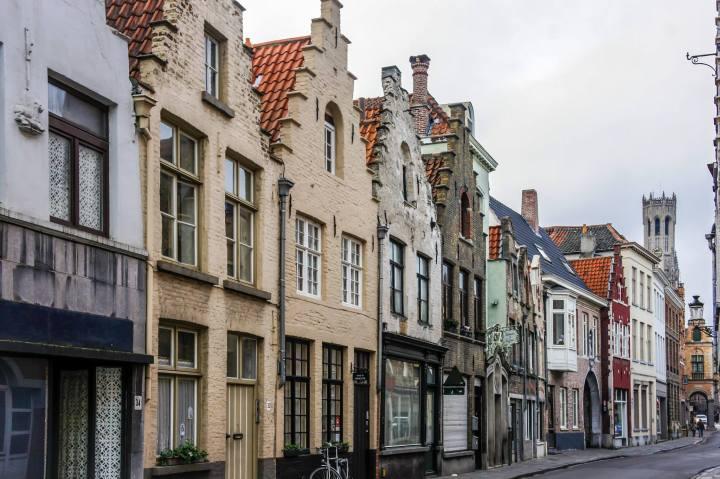 Notre voyage à Bruges : De Konigin Te Rijk (heureux comme unroi)