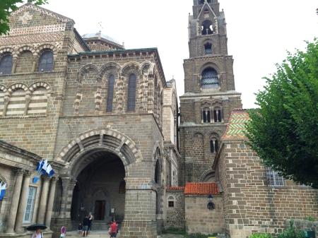 cathédrale puy-en-velay