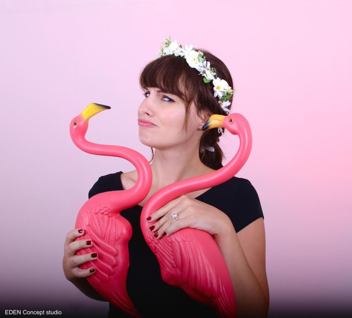 Flamingo Party chez Eden Concept