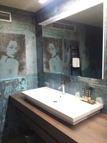 salle de bains novotel lodge
