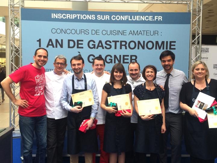 J'ai participé au concours Unexpected Chef en partenariat avec les Toques Blancheslyonnaises