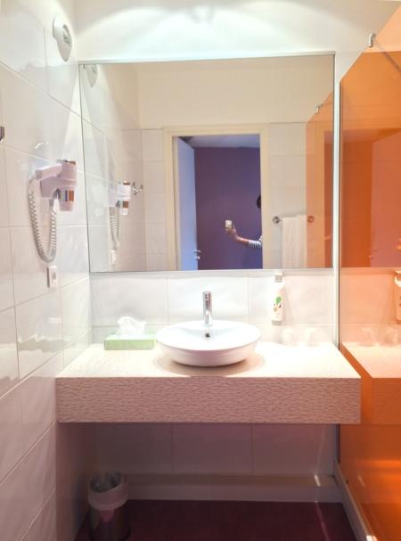 salle de bains ibis styles puy en velay