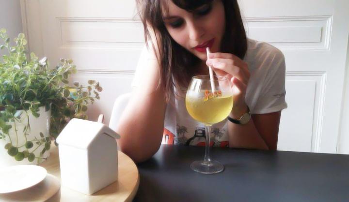 Le cocktail de l'été : Le SpritzSuze
